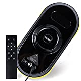 Cop Rose X5P Window Cleaner Robot, Smart Robotic Window Cleaner for Glass Cleaning, Vacuum Robotic Robot by Remote Controller Washer for High Windows Ceiling Mabetic Aomatic Home Cleaning