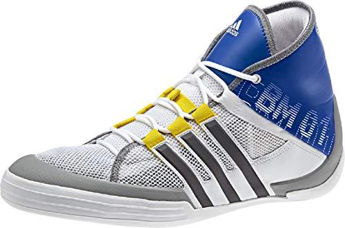 adidas adidas Damen Herren Sailing Bootsschuh BM01, Farbe:blau, Größe:40 2/3 EU