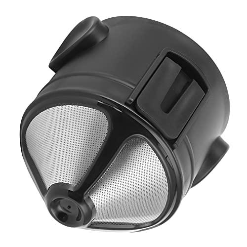 6cm filtr do kawy przelewowy ekspres do kawy z filtrem stałym, składany kroplownik wielokrotnego użytku ekspres do kawy na jedną filiżankę