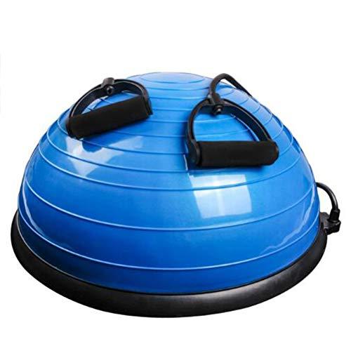 HAOBANLV Balance Ball Trainer 58CM Half Yoga Balance Ball