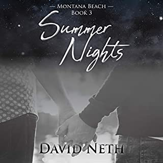 Summer Nights audiobook cover art