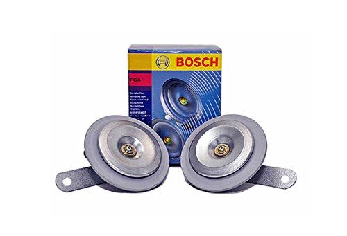 Bosch Car FC4 Horn 191 (Set of 2)-Volkswagen Vento