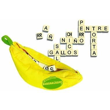 Bananagrams Spanish Multi-Award-Winning Word and Language Game
