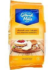 Grand Mills Flour No.1 All purpose flour, 2 Kg