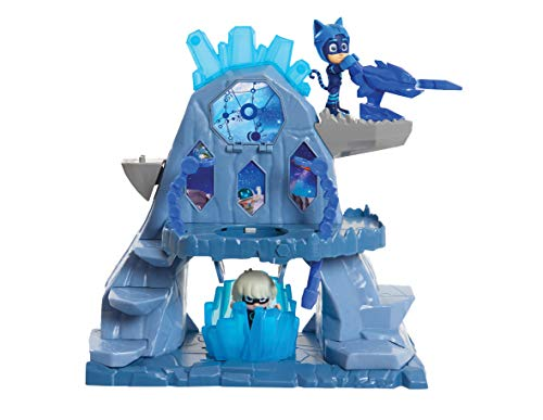 PJ Masks JPL95140 Super Moon Adventure Luna Fortress Spielset, 16.5 x 35.6 x 35.6 cm