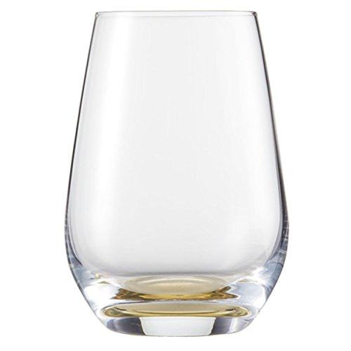 Schott Zwiesel Becher, Glas, beige, 28.7 x 19.6 x 13.3 cm, 6-Einheiten