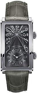 クエルボ・イ・ソブリノス CUERVO Y SOBRINOS プロミネンテ デュアルタイム 1112-1GG 新品 腕時計 メンズ (1112-1GG)