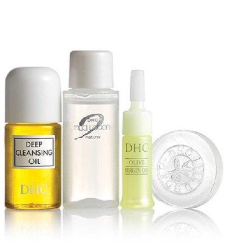 Price comparison product image DHC Olive Essentials 4-Piece Travel Set