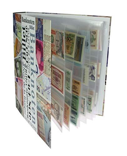 Banknotenalbum 7921
