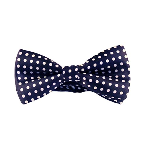 Demarkt Gentleman Nœuds Papillon Tie Reglable Mariage Soirée Busines Couleur Multicolore (L)