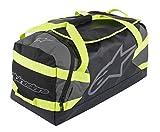 Alpinestars Sac pour Équipement Komodo Noir Anthracite Jaune Fluorescent (Default, Jaune)
