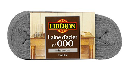 Liberon Laine Dacier N000 Mise En Cire 150gr