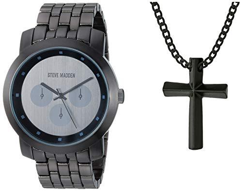 Steve Madden Fashion Watch (Model: SMWS062BK)