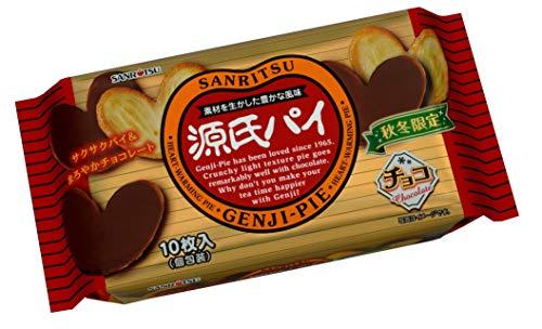 三立製菓 三立製菓 源氏パイチョコ 10枚×12袋