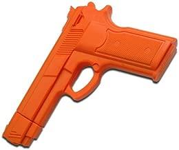 Snake Eye Tactical BladesUSA Rubber Training Gun, Orange Model: 3200OR