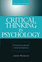 critical thinking in psychology ruscio
