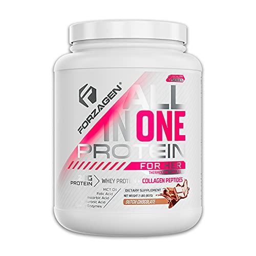 Forzagen Protein Powder for Women - Protein Shake...