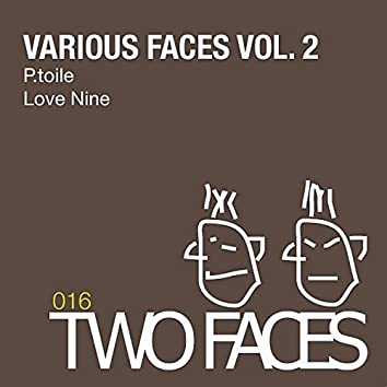 Various Faces Volume 2