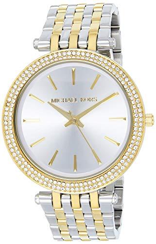 Michael Kors Women's Darci Two-Tone Bracelet Watch MK3215