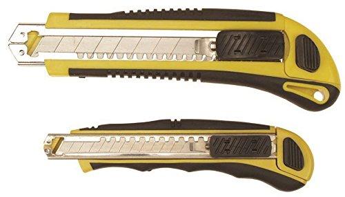 Perel 37933 Kit de 2 Cutters à chargement Lames auto 9/18 mm