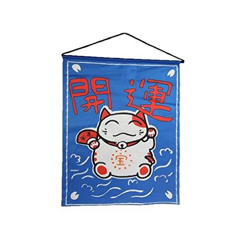lachineuse Panel de Pared japonés