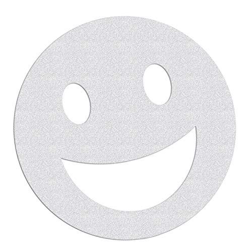 Happy Face Stickers réfléchissant, réflecteur autocollant