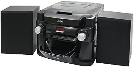Best mini stereo system 5 cd changer Reviews