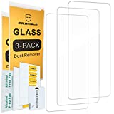 [3-Pack]-Mr.Shield for Xiaomi Poco X3 NFC [Tempered Glass] [Japan Glass with 9H Hardness] Screen Protector with Lifetime Replacement