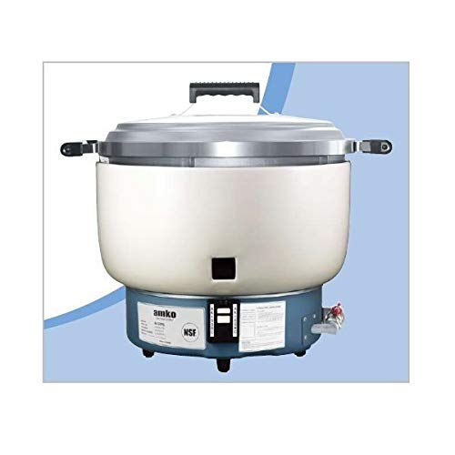 Amko Ak 55rc 55 Cups Natural Gas LNG Rice Cooker