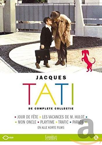 Jacques Tati Box DVD [HD DVD] [UK Import]