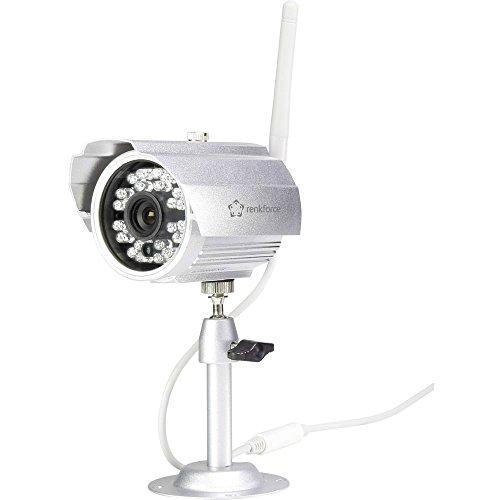Renkforce C706DW4 39618V1 / 1518460 Funk-Zusatzkamera 1280 x 720 Pixel 2.4 GHz