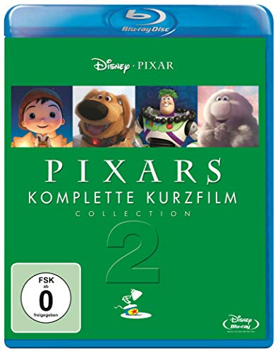 Pixars komplette Kurzfilm Collection 2 [Blu-ray]