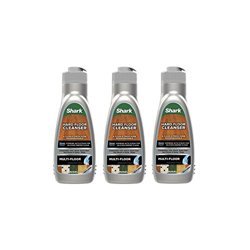 Shark Steam Energized Multi-Floor Hard Floor Cleanser - New Look 20oz (3 Pack)