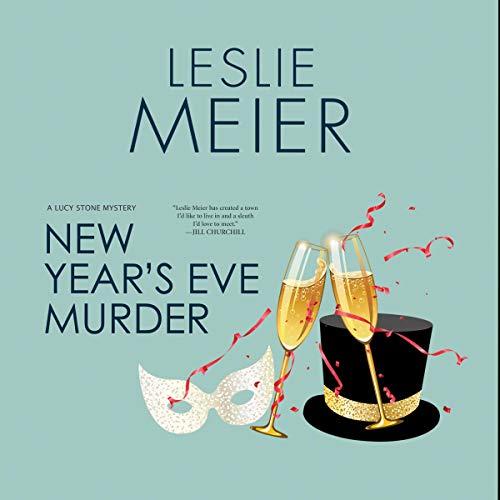 New Year's Eve Murder Audiobook By Leslie Meier cover art