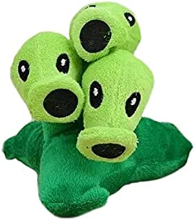 RAFGL Ular Game Simulation Plants Vs Zombies Plush Toys PVZ Soft Stuffed Plush Toys Doll Toy for Kids Gifts Baby Boy Must Haves Unique Gifts The Favourite Comic Superhero Toys 3 Movie Collection