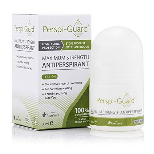 Perspi Guard Roll On Anti Transpirant Puissance Maximale 30 Ml