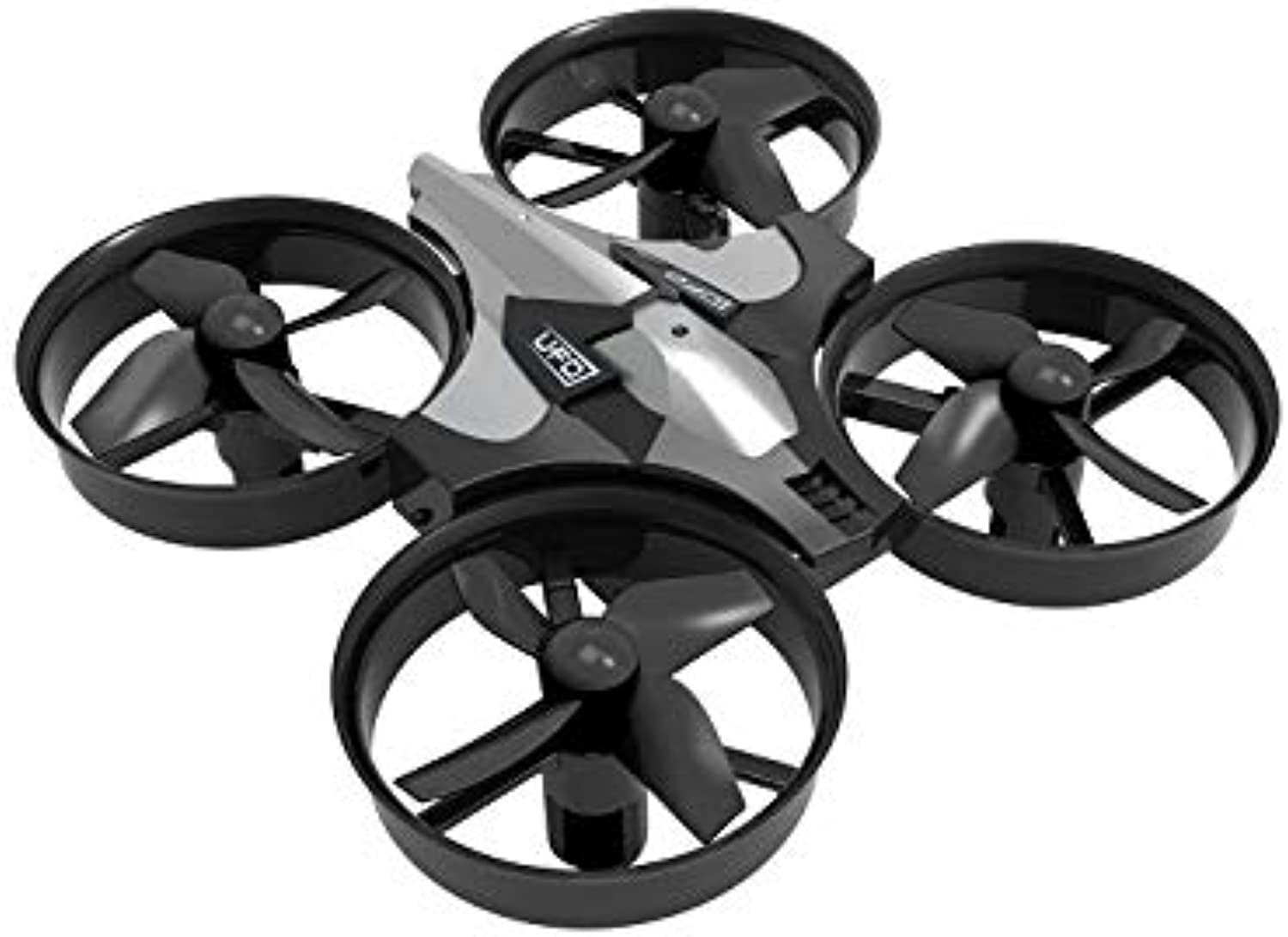 Generic Newest 2.4G Mini Foldable Drone RC Helicopter Quadcopter Drone Headless Mode One Key Return RC Tiny Gift Present Kid Toys Black