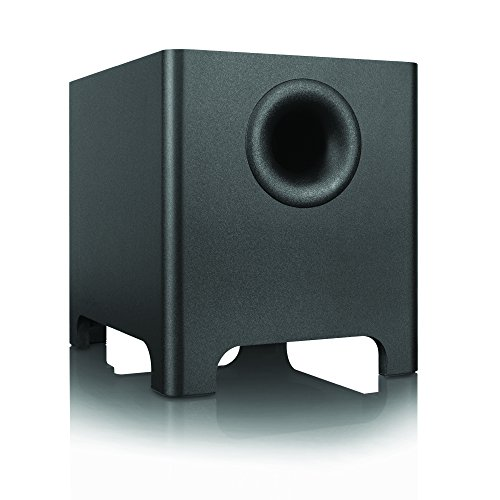 Kanto 8 Inches 120 Watts 8' Long-Throw Driver Subwoofer, Black (Yuri)