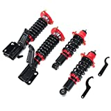 Strutstore Set of 4 Coilovers Strut Fit For 2002-2006 Acura RSX Suspension Shock Absorber Adjustable Height