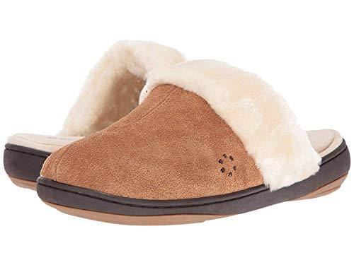 Tempur-Pedic Women's Kensley Clog Slipper,Hashbrown Suede,US 10 M