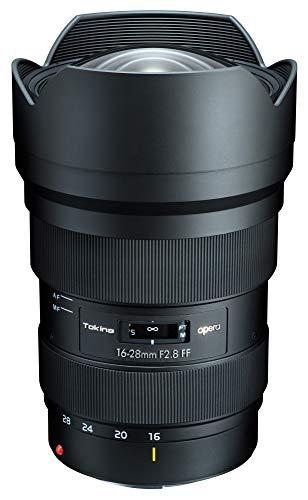 Tokina Opera 16-28mm F2.8 FF SLR Obiettivo con zoom grandangolare Nero