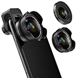 Best Iphone Lens - Phone Camera Lens, 5K HD 2 in 1 Review