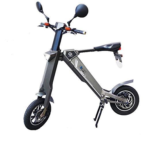 【2021最新】ちょっとした移動に便利!電動スクーターおすすめ12選のサムネイル画像