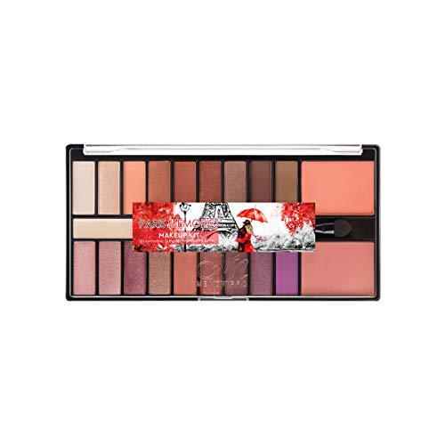 Nouvel Ombre à paupières et crème à Base d'oeil 20 Couleurs Desert Rose Cherry Eyeshadow