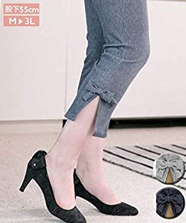 [アニマスジャパン] かわいいコレクション ニットリボンパンツ 股下55cm