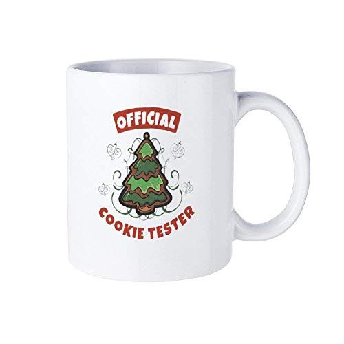 Bodysuits, kerst shirts, shirt, kinderen shirts, shirts, cadeaus, baby bodysuits, bakcadeau koffie mok beker, kerst baby koekje tester grappige 11 oz keramische mok thee drank mok voor ho