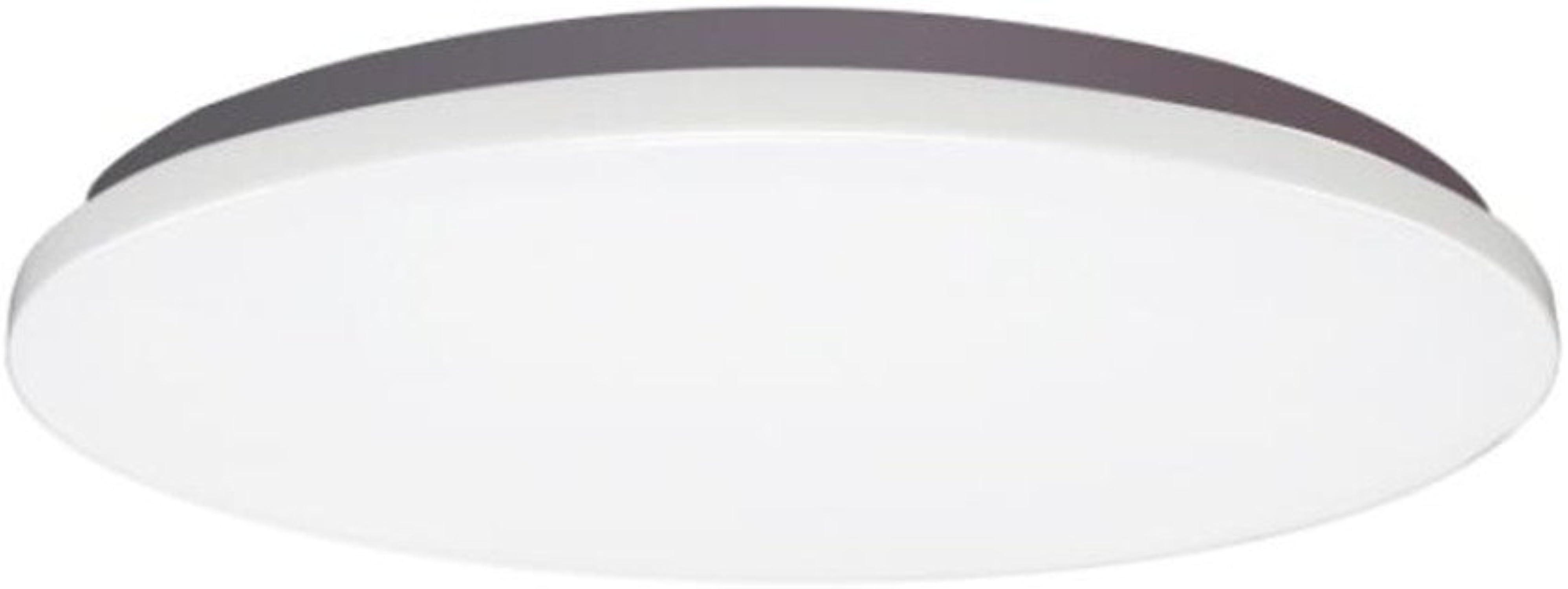 DENG Le Balcon Simple Rond Ultra-Mince de Lampe de Plafond Allume des Lampes de Couloir de Couloir, 20cm