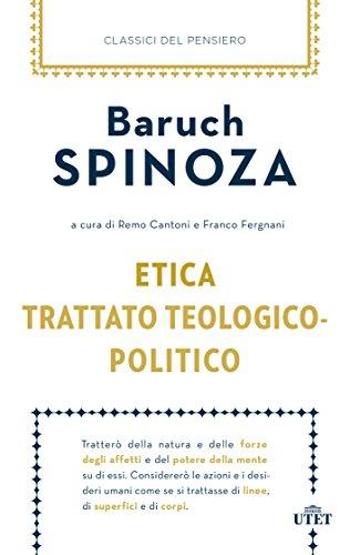Etica-Trattato teologico-politico. Con ebook