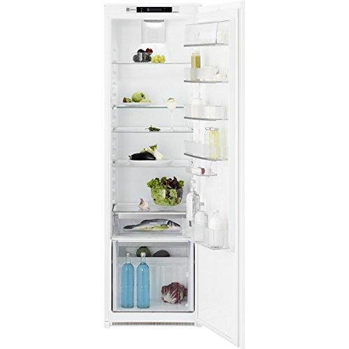 Electrolux ERN3214AOW Einbau-Kühlschrank, 1 Tür, 319 Liter, Kaltbrause, Abtauautomatik, Klasse A++/Einbaubar