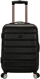 Rockland Wheel Luggage, Black